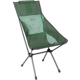 Helinox Sunset Chair forest green/steel grey